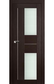 Дверь Профиль Дорс 44X Венге Мелинга Стекло Varga