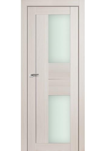 Дверь Профиль Дорс 44X Эш Вайт Мелинга Стекло Мателюкс