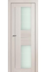 Дверь Профиль Дорс 44X Эш Вайт Мелинга Стекло Varga