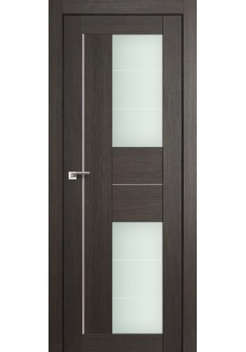 Дверь Профиль Дорс 44X Грей Мелинга Стекло Varga