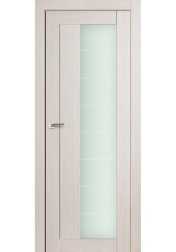 Дверь Профиль Дорс 47X Эш Вайт Мелинга Стекло Varga