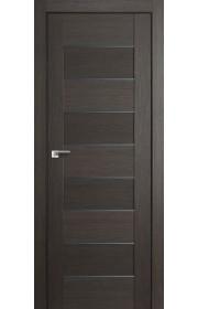 Дверь Профиль Дорс 45X Грей Мелинга Стекло Графит