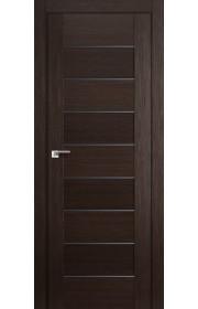 Дверь Профиль Дорс 45X Венге Мелинга Стекло Графит