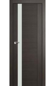Дверь Профиль Дорс 62X Грей Мелинга Стекло Белый Лак