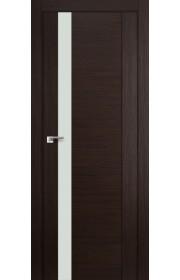 Дверь Профиль Дорс 62X Венге Мелинга Стекло Белый Лак
