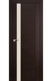 Дверь Профиль Дорс 62X Венге Мелинга Стекло Перламутровый Лак