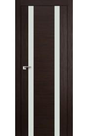 Дверь Профиль Дорс 63X Венге Мелинга Стекло Белый Лак