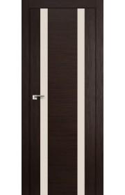 Дверь Профиль Дорс 63X Венге Мелинга Стекло Перламутровый Лак