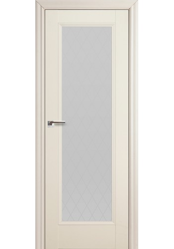 Дверь Профиль Дорс 65X Эш Вайт Стекло Ромб