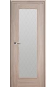 Дверь Профиль Дорс 65X Орех Пекан Стекло Ромб