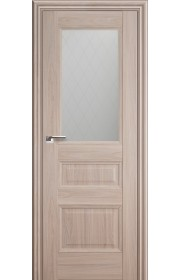 Дверь Профиль Дорс 67X Орех Пекан Стекло Ромб