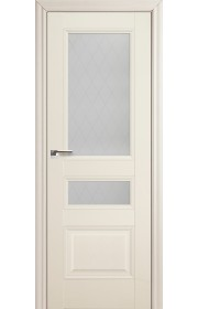 Дверь Профиль Дорс 68X Эш Вайт Стекло Ромб