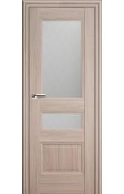 Дверь Профиль Дорс 68X Орех Пекан Стекло Ромб