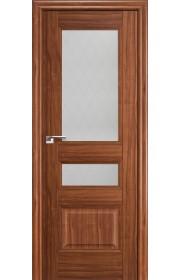 Дверь Профиль Дорс 68X Орех Амари Стекло Ромб