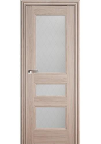 Дверь Профиль Дорс 69X Орех Пекан Стекло Ромб
