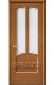 Дверь Vi Lario Ветразь Орех ДО