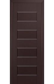 Двери Профиль Дорс 45U Темно-коричневый