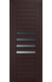 Двери Профиль Дорс 55U Темно-коричневый