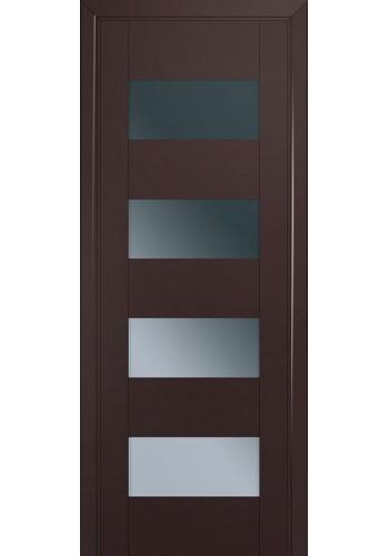 Двери Профиль Дорс 46U Темно-коричневый