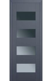 Двери Профиль Дорс 46U Металлик