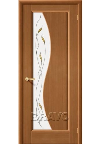 Дверь Vi Lario Руссо орех ДО
