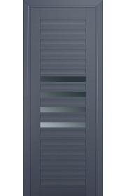 Двери Профиль Дорс 55U Металлик