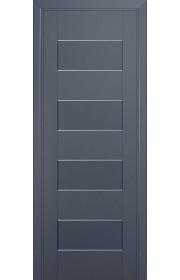 Двери Профиль Дорс 45U Металлик