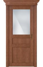 Двери Статус 532 Анегри Сатинато белое матовое