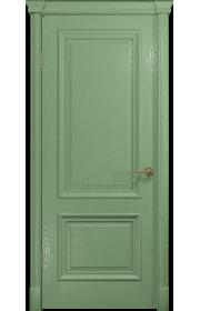 Двери Арт Деко Аттика-1 Фисташка ДГ