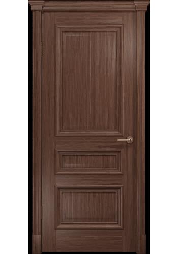 Двери Арт Деко Аттика 2 Американский орех ДГ