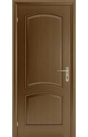Двери Белоруссии Капри 3 Дуб тонированный ДГ